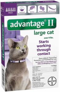 Bayer-Animal-Health-Advantage-II-Monthly-Flea-Treatment