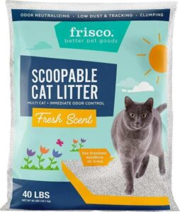 Frisco-Fresh-Scent-Multi-Cat-Clumping-Cat-Litter