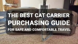 The Best Cat Carrier Purchasing Guide for Safe and Comfortable Travel