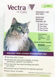 Vectra-Green-for-cats-flea-Treatment