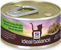 Hill's Ideal Balance Natural Cat Food: Adult Stew
